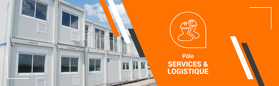 Agence FOSELEV - Services & Logistique - Constructions Modulaires