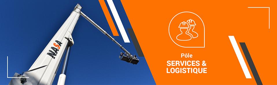 Agence FOSELEV - Services & Logistique - Elevation de personnel