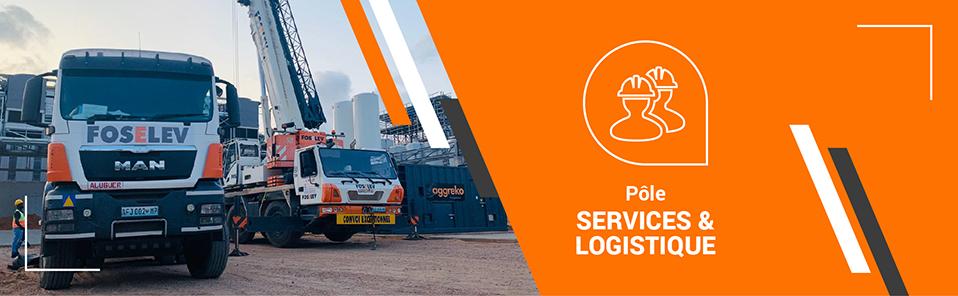 Agence FOSELEV - Services & Logistique - Moçambique