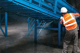 Maintenance - Nettoyage industriel